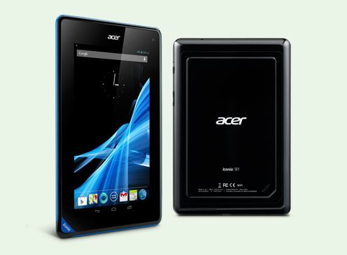Tablette Acer Iconia 7 pouces