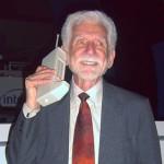 Le t�l�phone mobile f�te ses 40 ans!