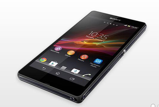 Sony a vendu 4,6 millions de Xperia Z
