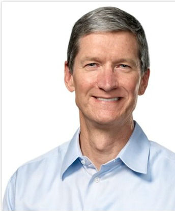 take coffee with Apple CEO Tim Cook
