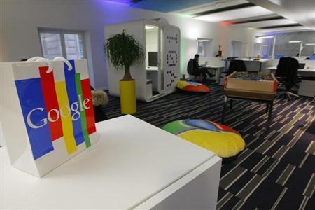 Bureaux Google France