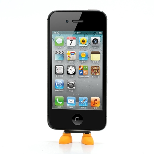Des pieds pour iPhone