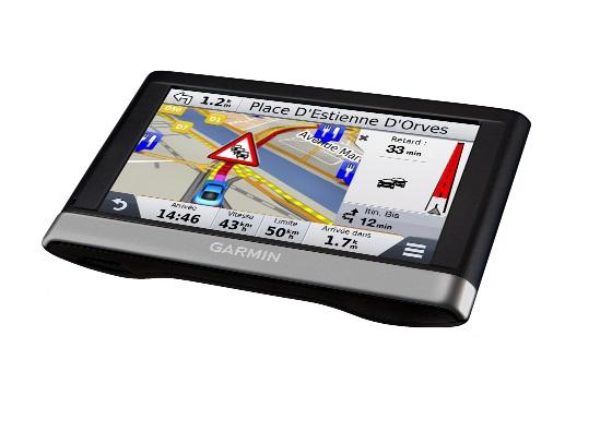Nouveau GPS Garmin