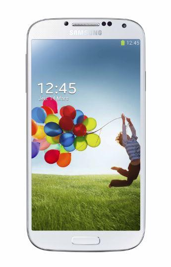 Samsung Galaxy S4 bientôt chez Virgin