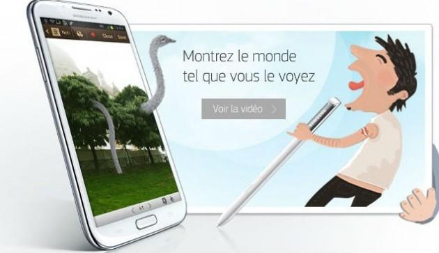 Samsung leader sur les ventes de smartphones