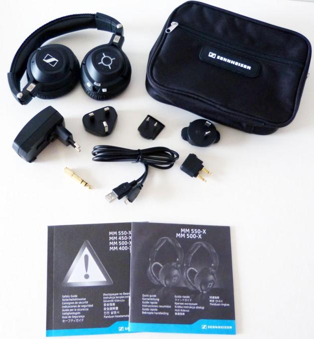 MM550X-accessoires