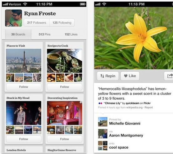 Pinterest-screenshot