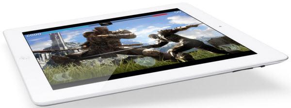 iPad Maxi avec écran 12,9 pouces dans les cartons chez Apple?