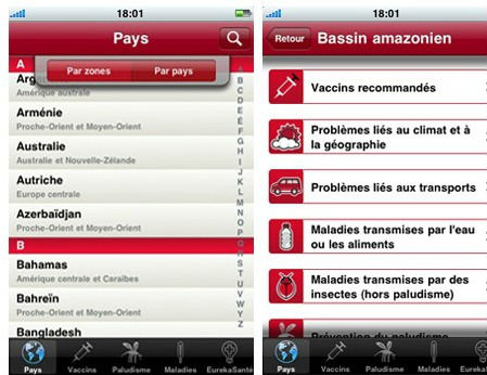 vidal application mobile médicale pour les médecins