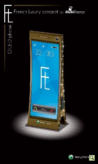 concept Sony FL (French Luxury)
