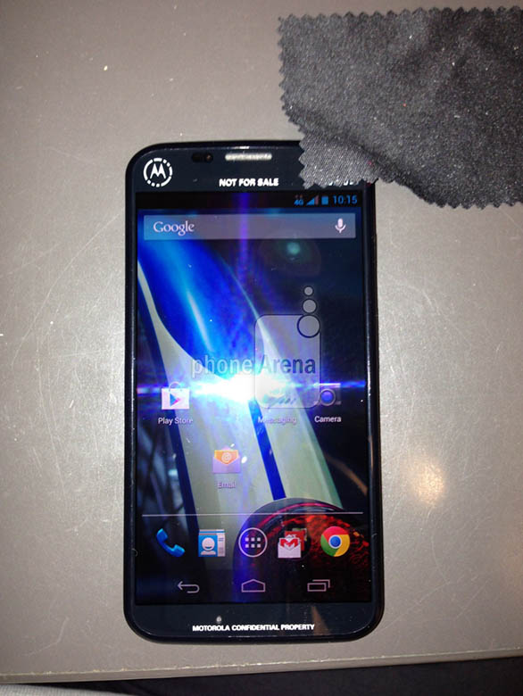 fuite Moto X version Sprint