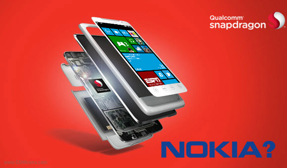 Nokia Snapdragon quatre coeurs