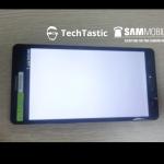 fuite photo prototype Samsung Galaxy Note 3