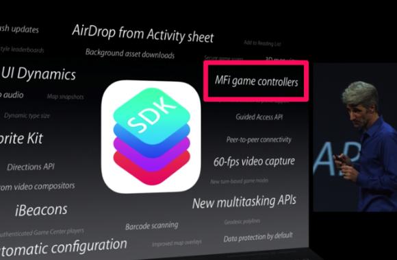programme de certifications de manettes pour iOS7