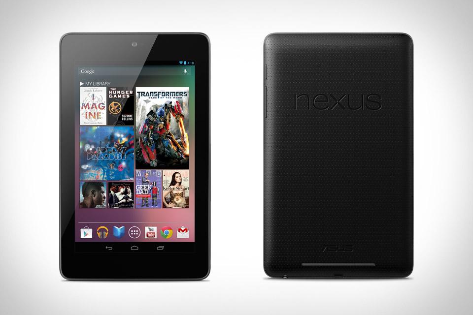 google nexus 7S plus chère