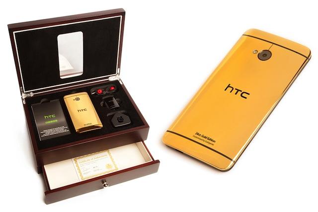 HTC One le plus cher au monde
