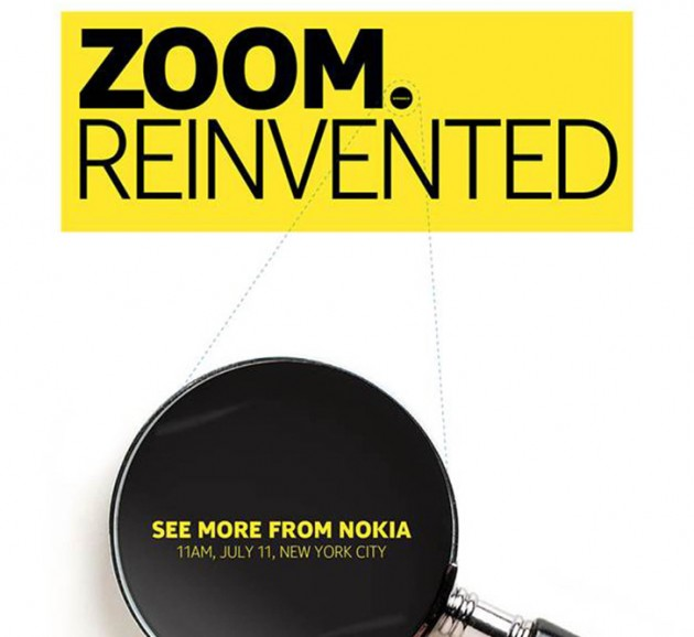 invitation presse Nokia ZOOM