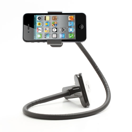 support tige pour smartphone avec pince