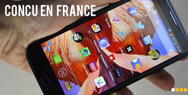 La Phablette Wallet conçue en France