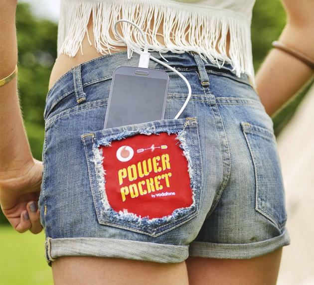 Power Pocket pour recharger votre smartphone en marchant