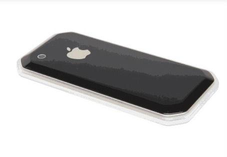 prototype iPhone dessiné par Apple en 2004