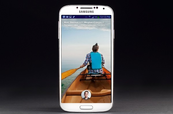 Facebook Phone Samsung