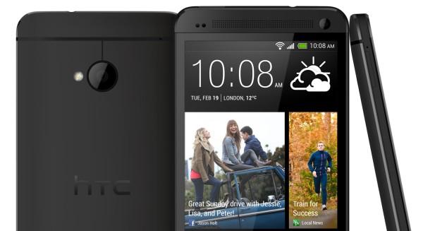 gros plan sur le HTC One Max
