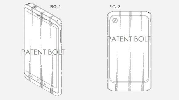 brevet design Samsung