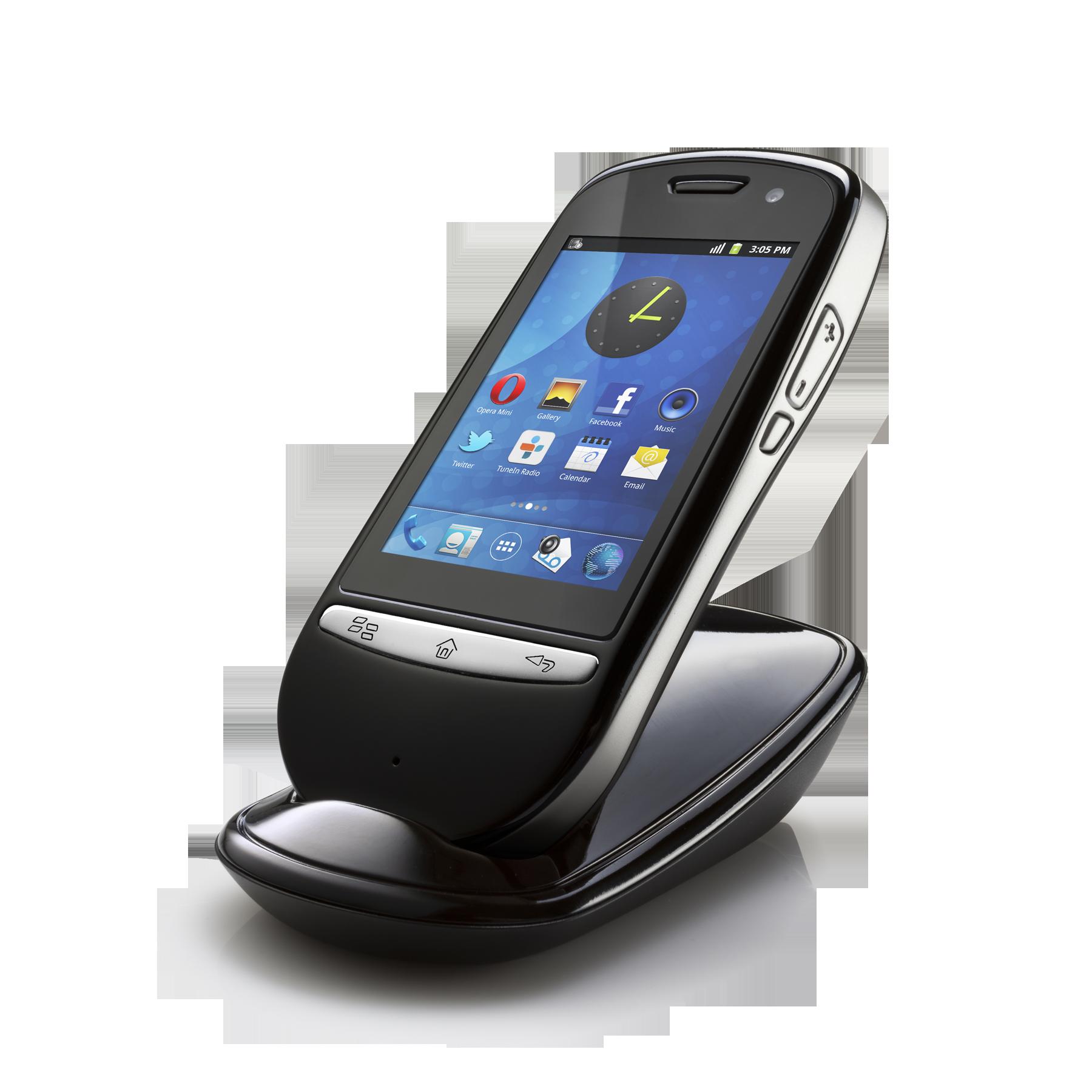 alium le home smartphone de Sagemcom