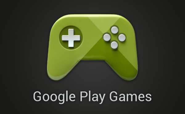 Logo application Google Play Games