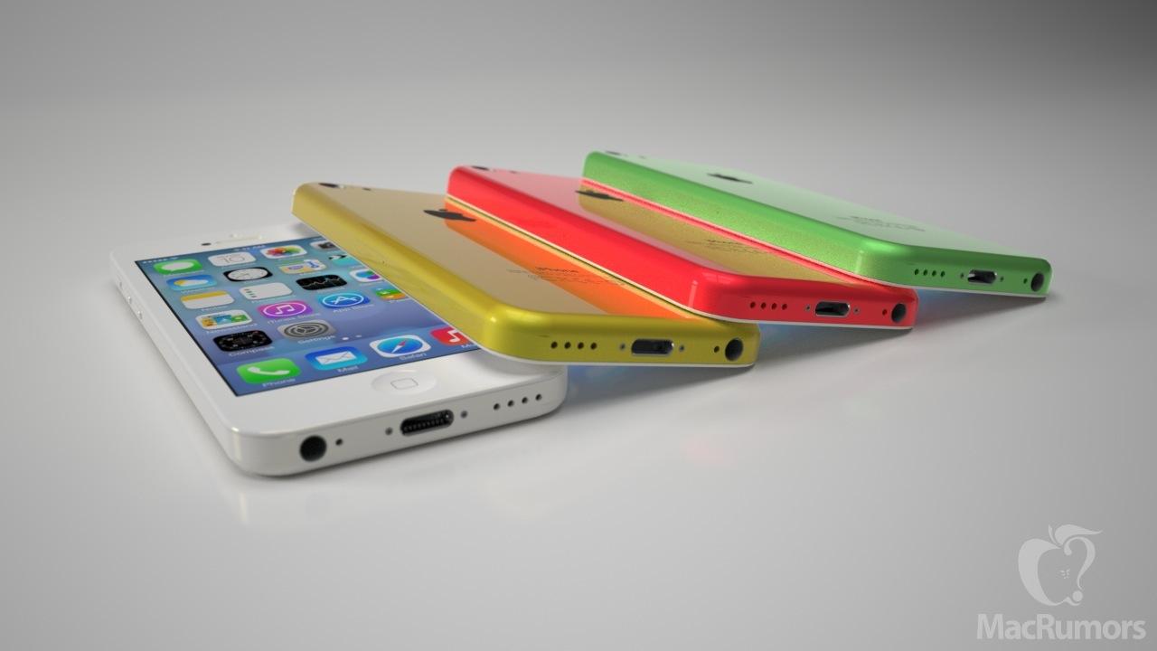iPhone low coque avec coque plastique proposée en plusieurs coloris