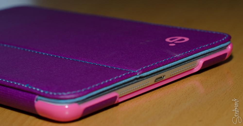 La full Cover Ipad mini