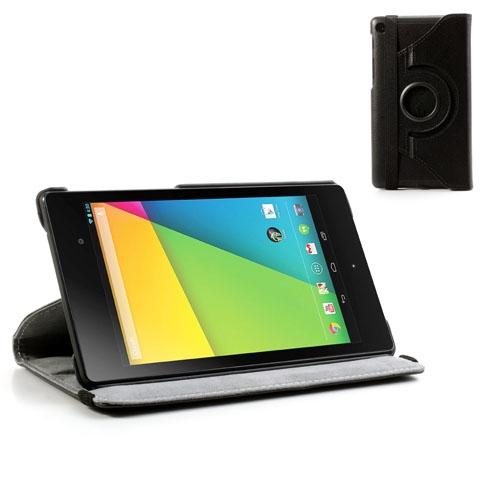 étui rotatif pour Google Nexus 7 2