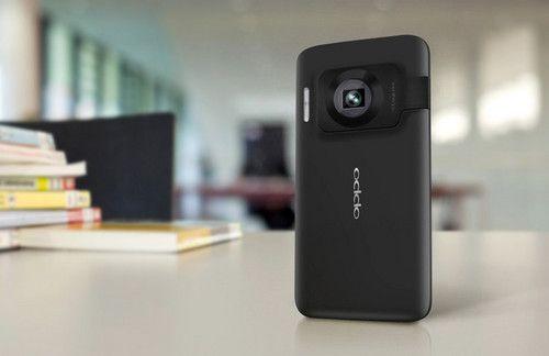 Oppo N-lens, le futur caméraphone du constructeur Chinois
