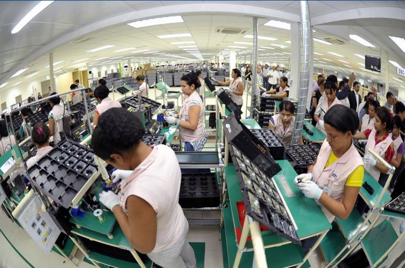 maltraitance dans les usines Samsung