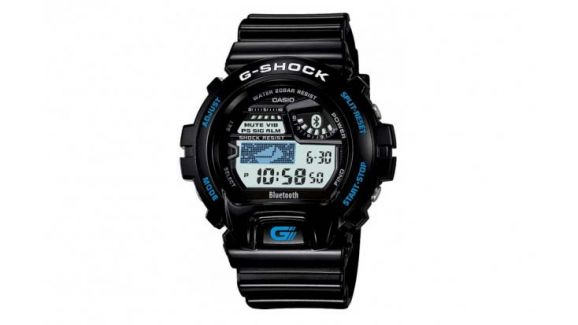 La montre Casio G Shock GB6900 Bluetooth communique avec l'iPhone