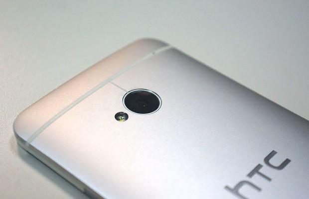 appareil photo HTC One