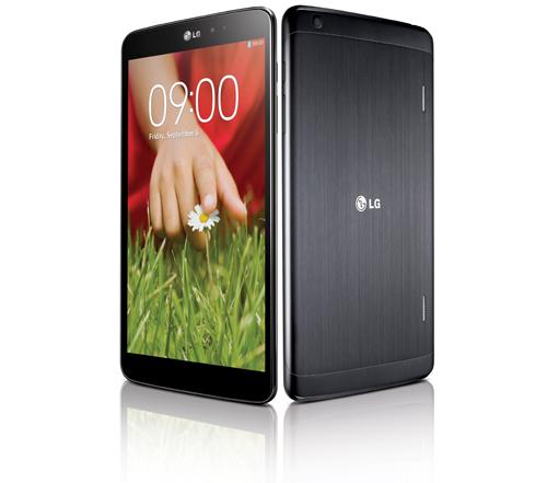 nouvelle tablette LG G PAD 8.3 avec écran 8 pouces