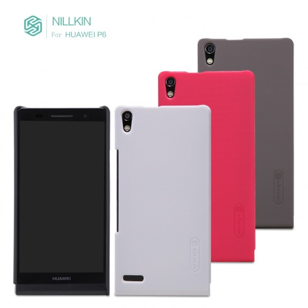 Coque de protection Nillkin Slim Cover Shell pour Huawei Ascend P6
