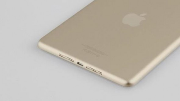 iPad mini 2 version Champagne / Gold