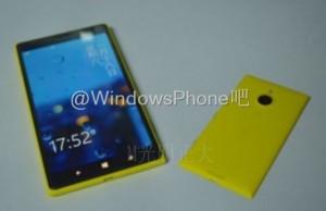 fuite Nokia Lumia 1520 mini