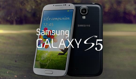 lecteur iris pour le Samsung Galaxy S5