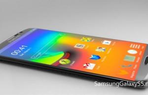 Samsung Galaxy S5 fuite