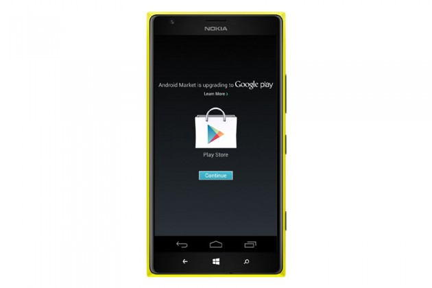 windows phone android apps
