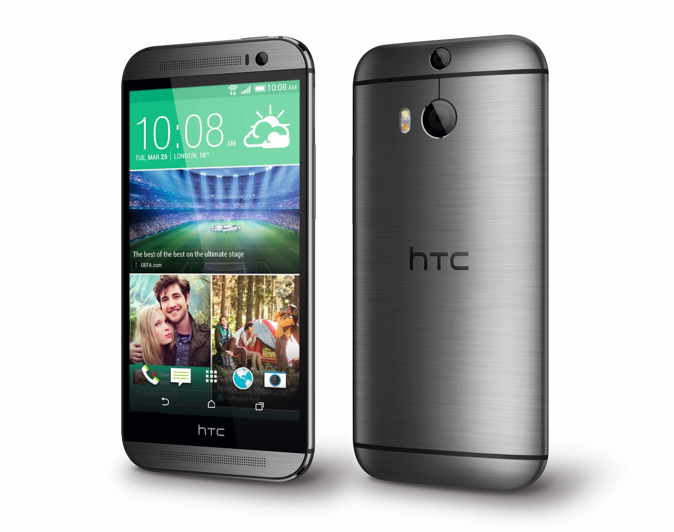 HTC One M8_PerLeft_GunMetal - WeAreMobians - WeAreMobians