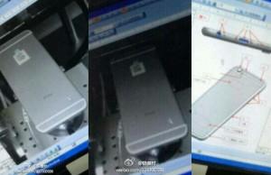 fuite Apple iPhone 6