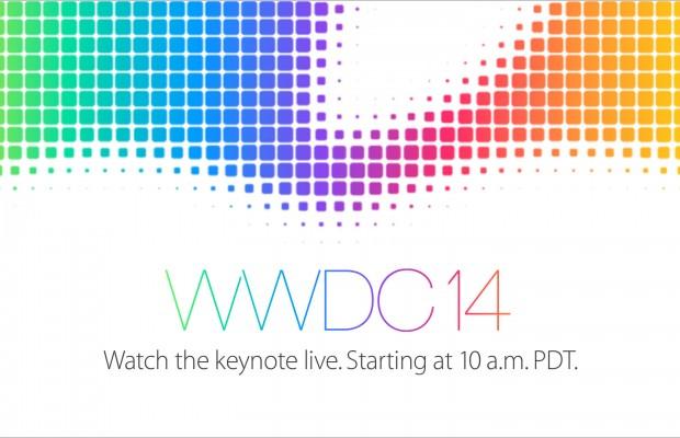 video en direct de la conférence Apple Juin 2014