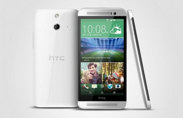 Test du HTC One E8