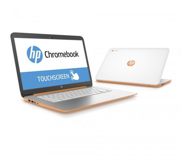 14-inch Chromebook_Sorbet Orange
