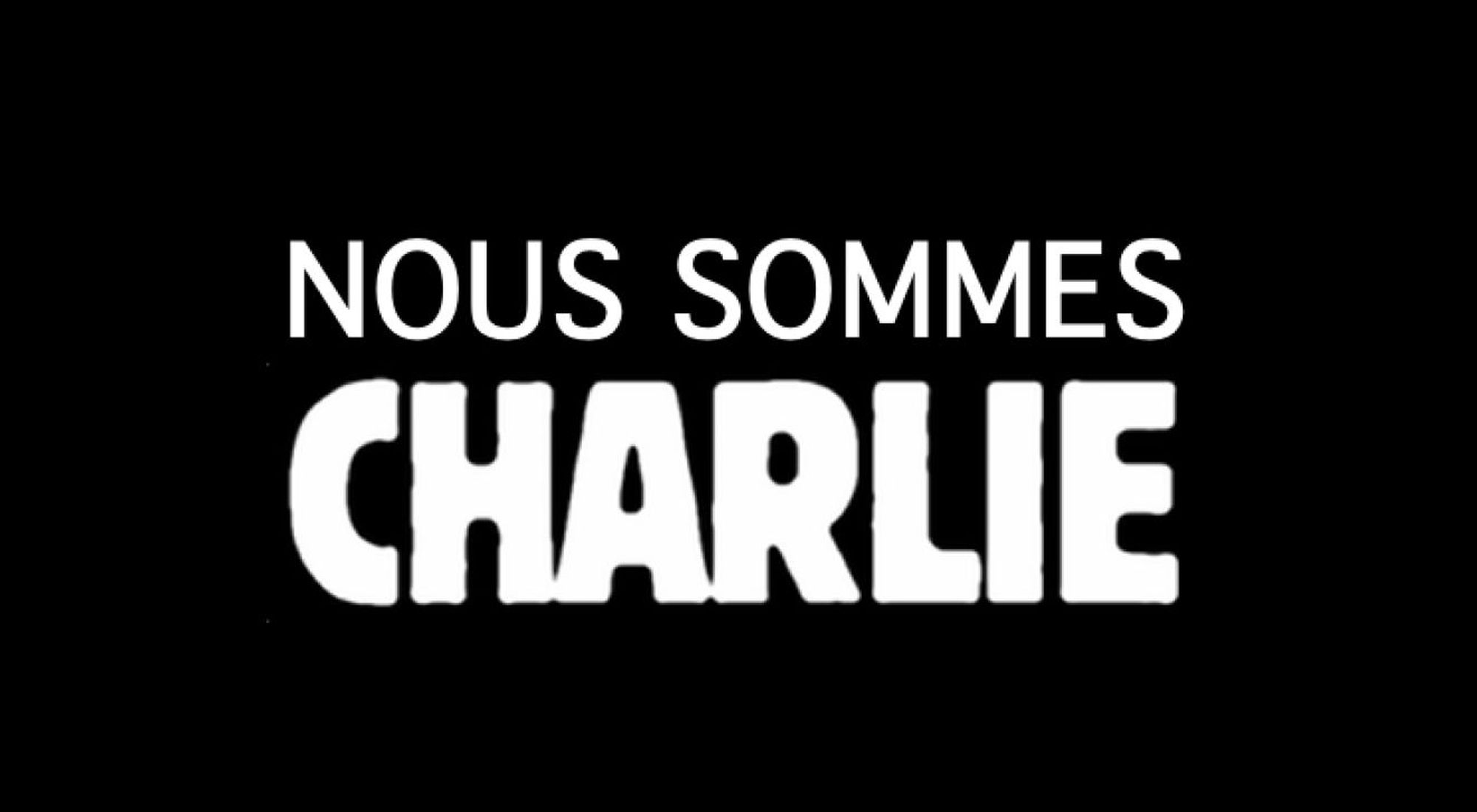 Nous sommes tous Charlie - WeAreMobians